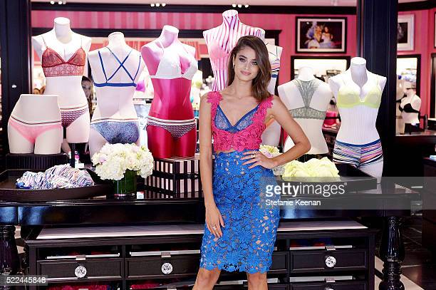 435aba0dc5 Victoria s Secret Angel Taylor Hill Launches The All New Bralette Collection  On MultiCity Tour at Victoria s