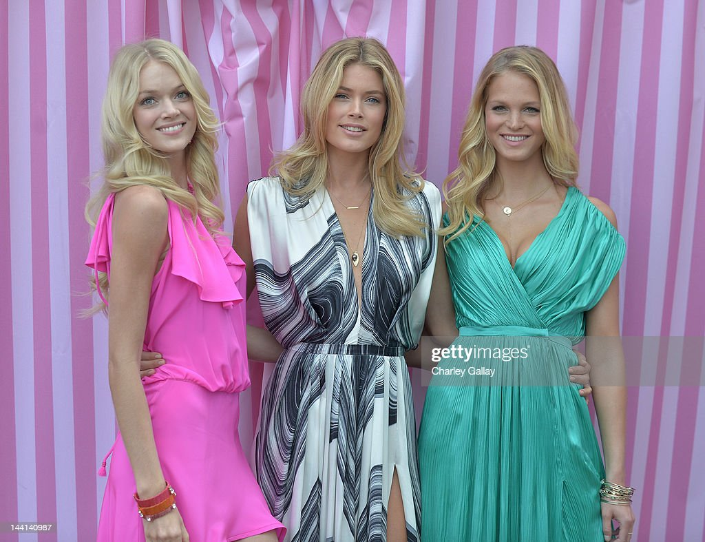 Victoria's Secret Angels Reveal What's Sexy Now : News Photo