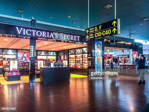 Victoria's Secret at Copenhagen airport, Denmark