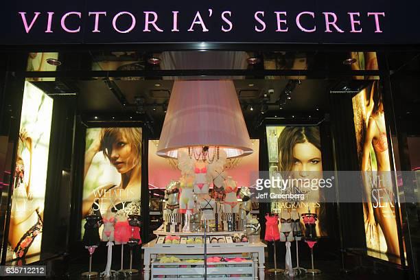 Victoria's Secret entrance Forum Shops at Caesars Palace
