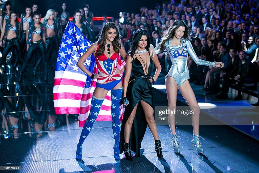 "CNBC Event Coverage - ""2015 Victoria's Secret Fashion Show"""