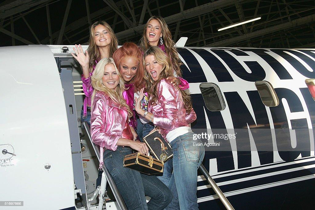 Angels Across America Tour Launch : News Photo