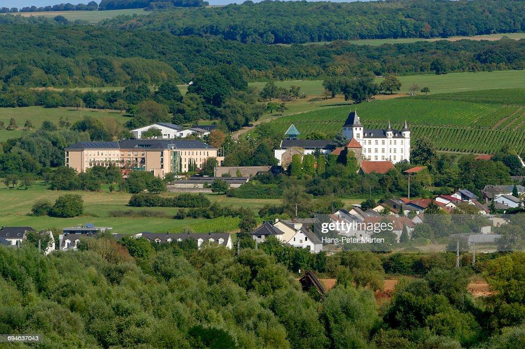 Hotel Schloss Berg Nennig