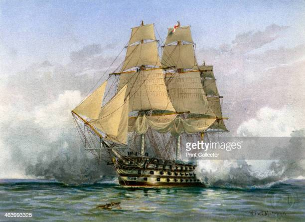 HMS 'Victory' British warship c1890c1893 HMS 'Victory' was a first rate ship of the line of the Royal Navy built between 1759 and 1765 She was...