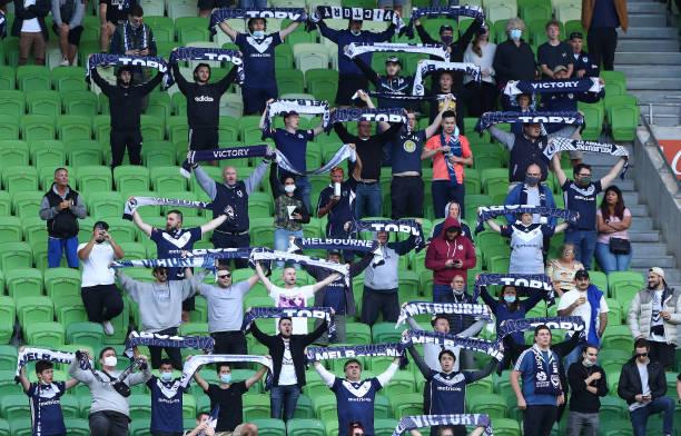 AUS: A-League - Melbourne Victory v Wellington Phoenix