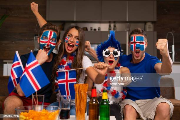 victory for iceland