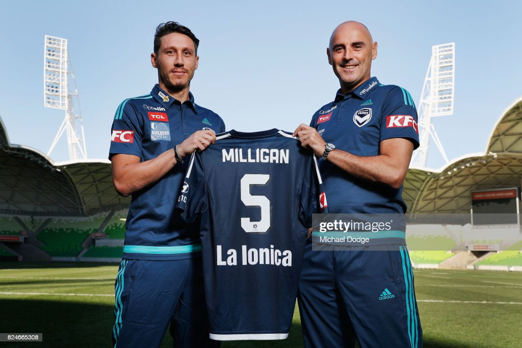 Melbourne Victory Announce Player Signing