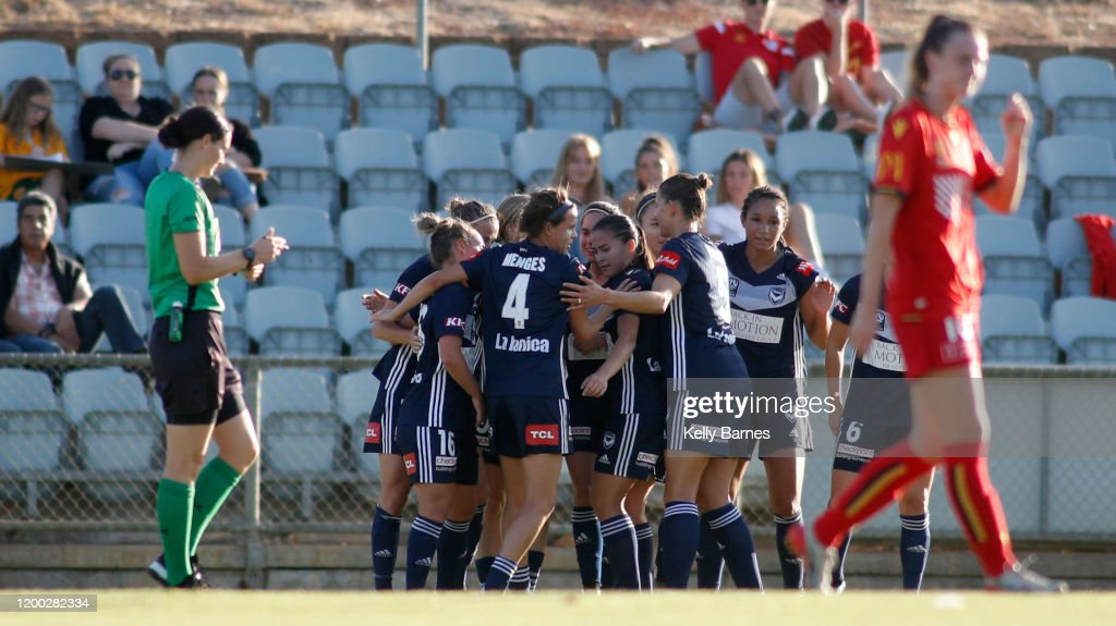 W-League Rd 10 - Adelaide v Melbourne Victory : News Photo