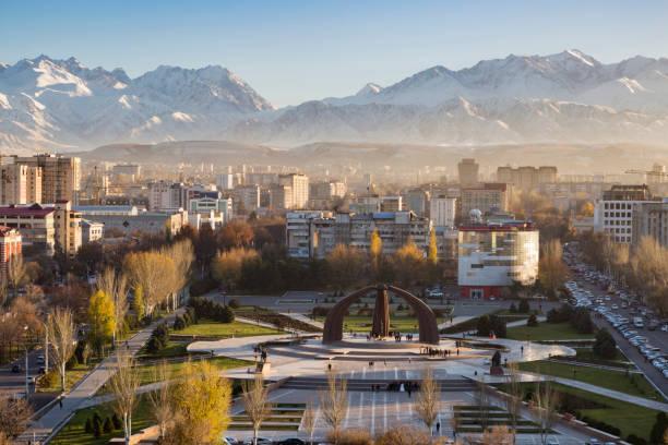 Bishkek, Kyrgyzstan Bishkek, Kyrgyzstan