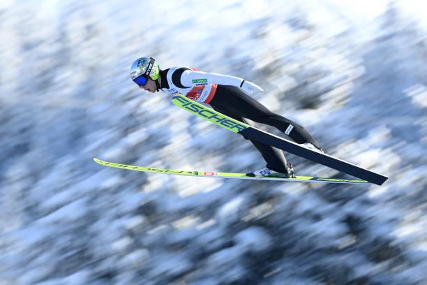 DEU: FIS Nordic World Ski Championships Oberstdorf - Men's Nordic Combined Team HS137/4x7.5 Km