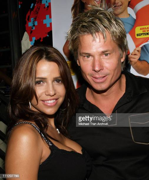 "Vida Guerra and Kato Kaelin during Vida Guerra In-Store DVD Signing for ""National Lampoon's: Dorm Daze 2"" - September 6, 2006 at Virgin Megastore in..."
