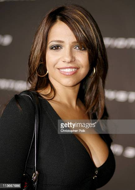 Vida Guerra during PLAYSTATION 3 Launch - Red Carpet at 9900 Wilshire Blvd. In Los Angeles, California, United States.