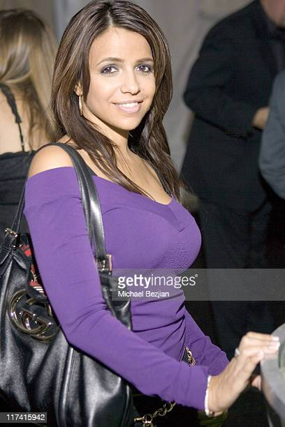 Vida Guerra *EXCLUSIVE COVERAGE* during AXELab Party at the Playboy Mansion at Playboy Mansion in Beverly Hills, California, United States.