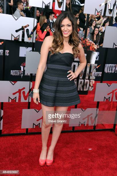Bethany mota pictures and photos getty images video blogger bethany mota attends the 2014 mtv movie awards at nokia theatre la live on m4hsunfo