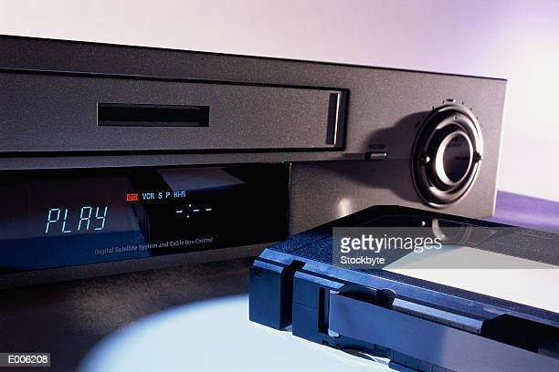 Video cassette recorder and tape