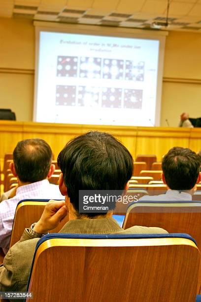 video conference - overheadprojector stockfoto's en -beelden