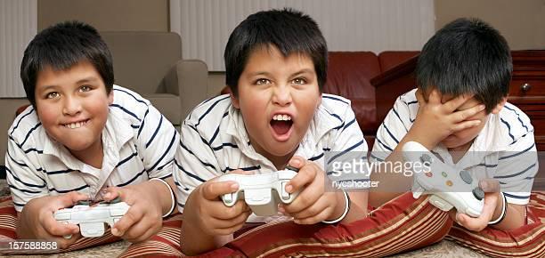 Videospiel-Sucht