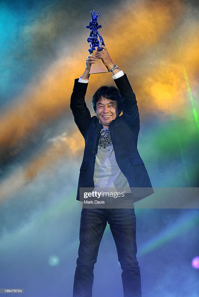 """Spike TV's """"2011 Video Game Awards"""" - Show"""