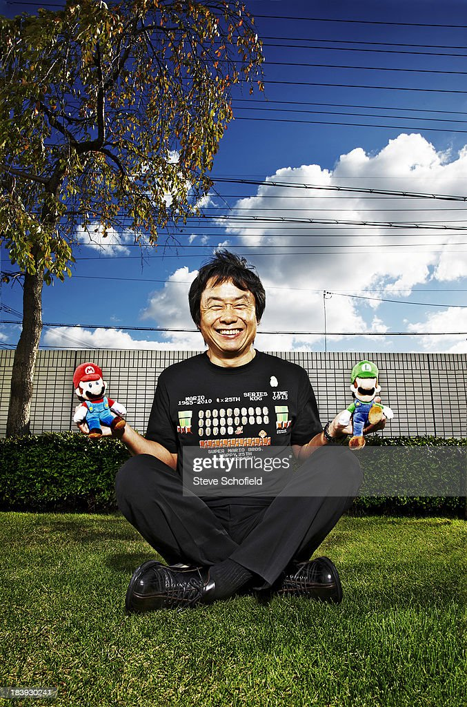 Shigeru Miyamoto, Sunday Times UK, November 14, 2010