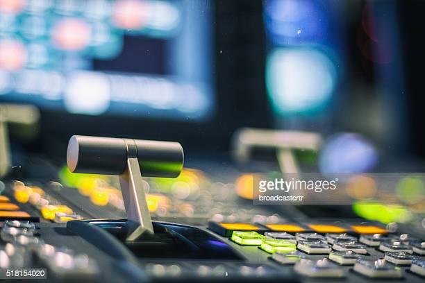 Video mix fader