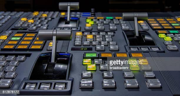 Video mixer console
