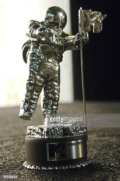 MTV Video Music Awards Moon Man Statue