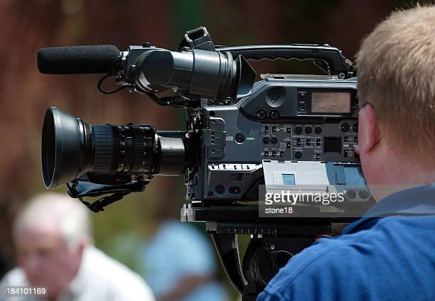 Video photographer