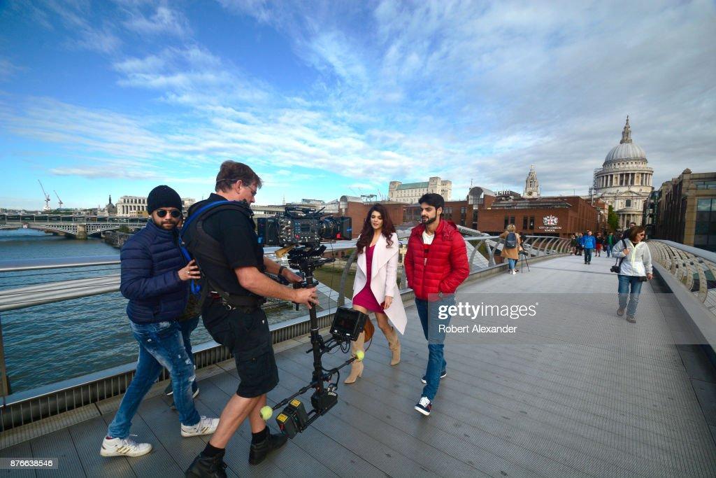 London, England Scenics : ニュース写真