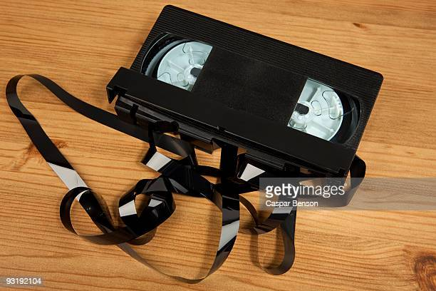 A videotape unraveled