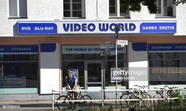 Videoworld Hauptstrasse Schoeneberg Berlin Deutschland