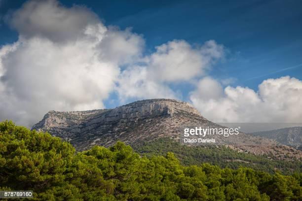 Vidova Gora Mountain
