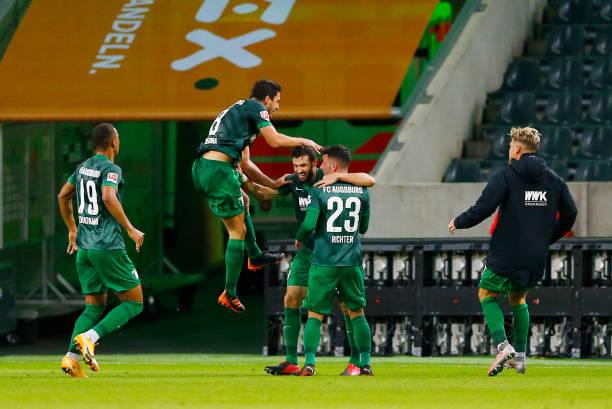 DEU: Borussia Moenchengladbach v FC Schalke 04 - Bundesliga