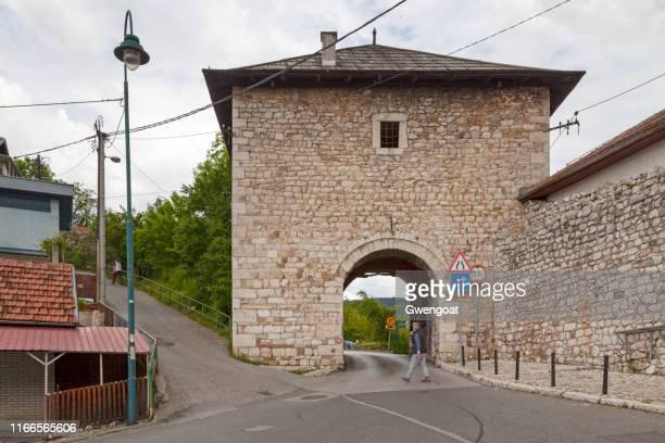 Porta de Višegrad em Sarajevo