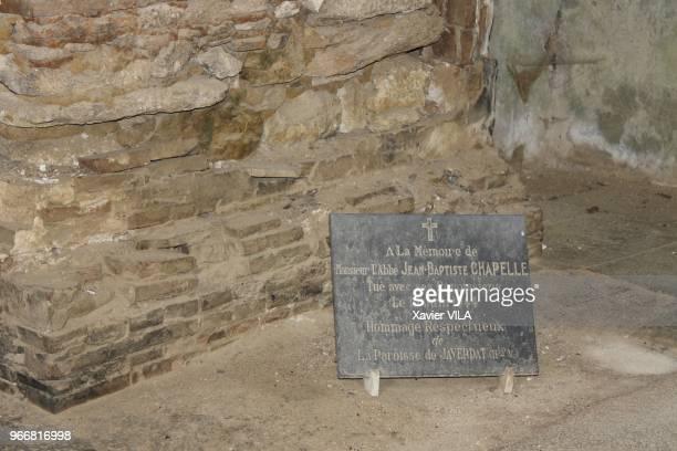 Vieille eglise le 16 septembre 2011 OradoursurGlane HauteVienne Limousin Le nom d'OradoursurGlane reste attache au massacre de sa population par la...