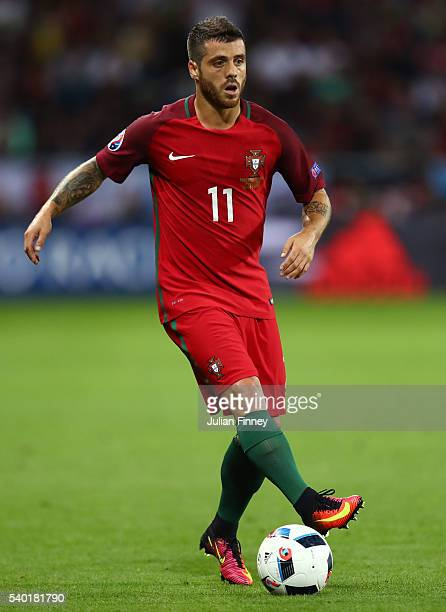 Vieirinha of Portugal in action during the UEFA EURO 2016 Group F match between Portugal and Iceland at Stade GeoffroyGuichard on June 14 2016 in...