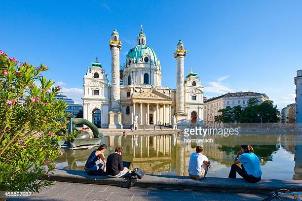 vienna, austria - vienna stock pictures, royalty-free photos & images
