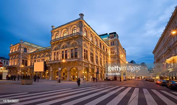 ウィーンオペラハウス