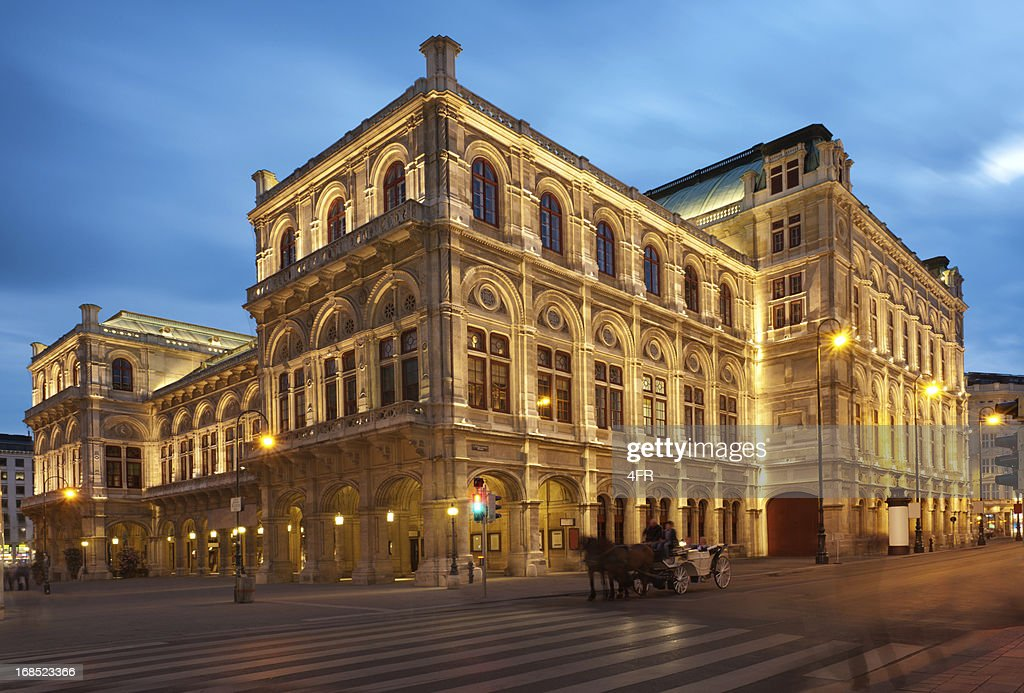 Vienna Opera House (XXXL) : Stock Photo