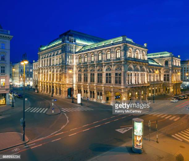 vienna - opera - vienna state opera stock pictures, royalty-free photos & images