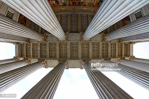 vienna parliament - vienna austria stock pictures, royalty-free photos & images