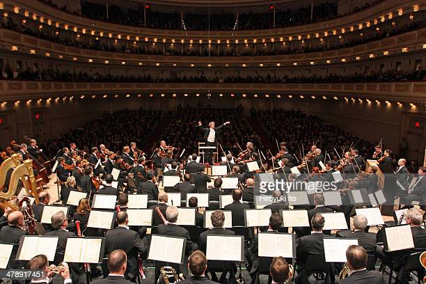 Vienna State Opera and Vienna Philharmonic Orchestra performing Alban Berg's Wozzeck at Carnegie Hall on Friday night February 28 2014It is part of...