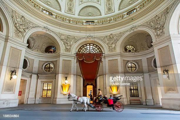 Vienna, The Hofburg Complex