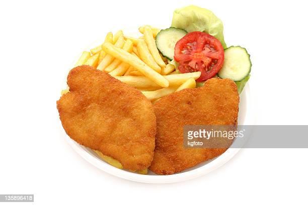Wiener schnitzel Fleisch