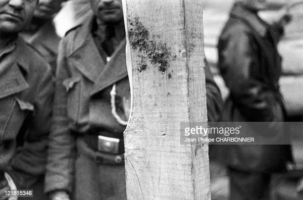 Vienne Execution Of A Collaborator On October 5Th 1944