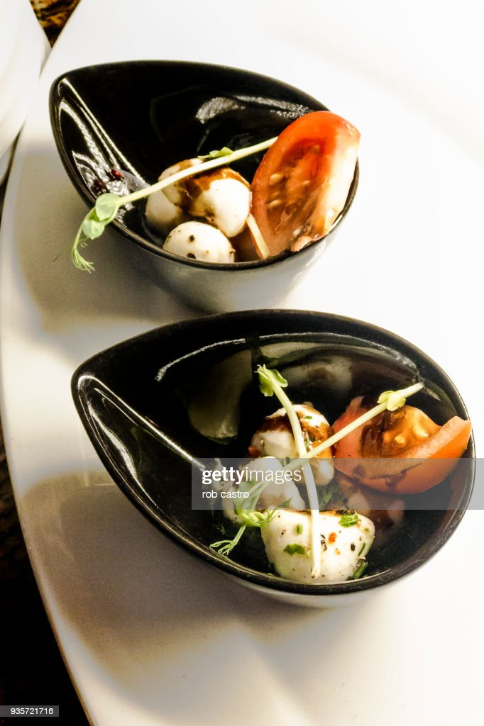 Viennese Appetizer : Stock Photo