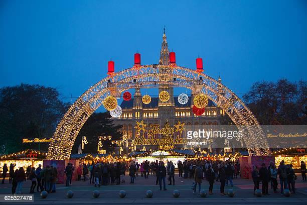 Viennese Christkindl Market