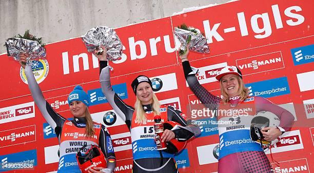 Viessmann Luge World Cup Innsbruck Day 1