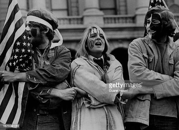 JUN 14 1969 JUN 15 1969 JUL 2 1989 Viet Nam* Riots Demonstrations On War Policy* Denver Some of the demonstrators calling themselves Denver Citizens...