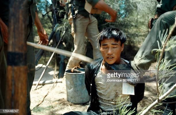 Viet Nam War in 1965 Vietnamese prisoners