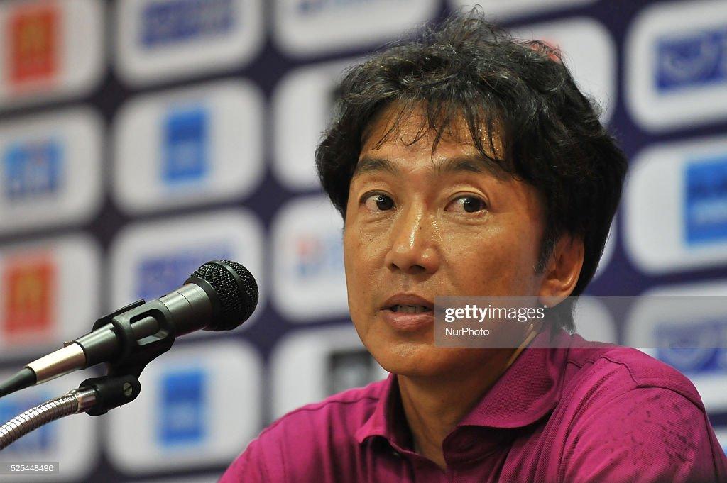Thailand v Vietnam, 2018 FIFA World Cup Qualifier Match Group F : News Photo